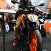 東京モーターサイクルショーで中免旅バイクを探す