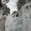 【山行記録】濁河温泉・はもずしエリア・緋の滝アイスクライミング