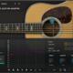 Ample Guitarの使い方/ギターコードを簡単に指定する方法