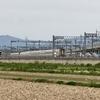 5月24日長野新幹線車両センターの状況