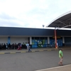 5日目:TAPポルトガル航空 TP1528 サントメ〜アクラ ビジネス
