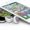 iPod touchにホワイトモデルを追加