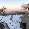 塔ノ岳~丹沢山② みやま山荘とビーナスベルト 2019.3.23~3.24