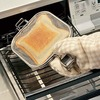 オークス Leye グリルホットサンドメッシュ 魚焼きグリル、オーブントースターが使える