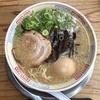 博多だるま総本店(福岡市中央区)ラーメン煮玉子入り 800円