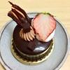 アンジェのチョコケーキ