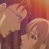 初めてかも・・・キスまで約1分30秒のアニメ