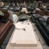 マン・レイの墓が壊された!!