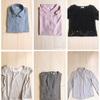 【ユニクロ・無印】ミニマリストの私服制服化。12月のワードローブトップス6着を公開