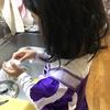 3歳娘が早起きしたと思ったら、ゆで卵を手伝ってくれた件。