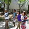 2010年 日本人宿での過ごし方 国立人類学博物館へ アステカカレンダー