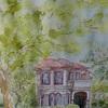 2017年:ペン画 『えの木てい』