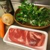 ブーケガルニとワインのための牛肉の赤ワイン煮込み