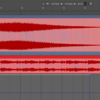 (Digital Performer)オーディオへの直接エフェクトの適用(オフラインプラグイン)