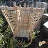 背負子 ニューバージョン品 Wooden rack with shoulder straps for carrying loads on one's back