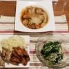 2019-03-20の夕食