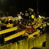 宇出津の「あばれ祭り」での神輿を叩きつけて川に放り投げる様を撮りたい