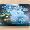 「アンダーウォーターシティーズ(Underwater Cities)」〈ボードゲーム〉:創造するは海底都市アトランティス(違う)。静かな海底でプリプリかわいいドームシティを開発いたします。