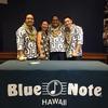 オアフ島:Blue note