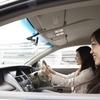 女性にだってお金をかけずに自動車の燃費効率UPさせる方法
