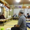 佐藤きよじ・共産党講演会総会開会ー霊山町の革新の力をさらに大きく