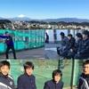 冬季湘南地区大会シングルス予選初日
