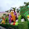 香港2019旧正月 元宵ランタンフェスティバル(元宵綵燈會) ~香港文化中心露天廣場~
