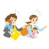 子どもとの生活は想定外の連続