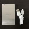 財布、キーケースに入る極薄モバイルバッテリー「LIFE CARD」は手ぶら派の必須アイテムになりそう