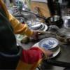幸運な病のレシピ( 1011 )朝:後片付けを科学する 「一人になっても元気に食事作り」のための厨房修行