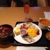 成田のラウンジ飯