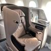 シンガポール航空 787-10 ビジネスクラス搭乗レポ KIX-SIN SQ619