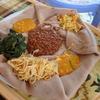 エチオピア1人旅 ④(エチオピアで何食べる?インジェラを食べる)