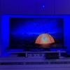 IoT家電 テレビ裏にライトアップ