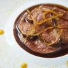 鴨のロースト ほろ苦いオレンジソース 入砂 俊重シェフのレシピ