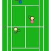 【ソフトテニス】サーブからの前衛が動くべき3パターンの考え方~中級者から上級者への階段~