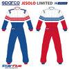 スパルコ JEOSOLO(イエゾロ)。伝説的 名作レーシングスーツが最新マテリアルで復刻!