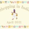 【インド生活】2021年4月お買い物記録♪ ムンバイはロックダウンで小売店が閉鎖しているのでオンラインストアでポチっと注文♪