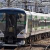 2021.10.2 撮影記録① E257-5500 快速武蔵野・青梅奥多摩