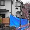 テープ?巻かれた遺体 東京・杉並の住宅で発見