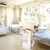 子供の入院。