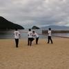 海辺の活動②