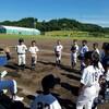 夏季宮崎地区学童オレンジ野球大会〓ベスト8敗退(H29.7.17)