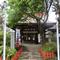 子安稲荷神社(豊島区/池袋)の御朱印と見どころ
