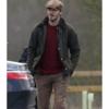 ベッカムはBarbour(バブアー)のジャケットを愛用