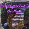 【動画アップ】サブチャンネルNatural Feeling Music『川の流れ』とクリスタルボウルの響きを 新潟五泉市慈光寺へ