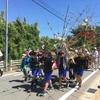 酒田市・広野地区で豊作祈願の行事「虫送り」に密着取材した動画を公開。ご年配の方々の元気な力が子ども達に伝わる素晴らしいイベント。