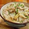 簡単!!プチッと鍋ポーションを使って肉蕎麦の作り方/レシピ