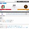 2019-05-05 カープ第32戦(マツダスタジアム)△3対3 巨人(15勝16敗1分)負けに等しい引き分け。誠也がカープ史上最年少100号。