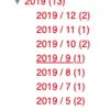 2019年の振り返りと2020年の目標を述べてみる